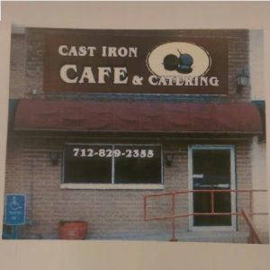 Cast Iron Cafe