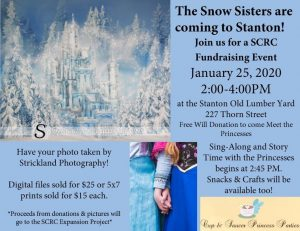 The Snow Sisters are coming to Stanton!