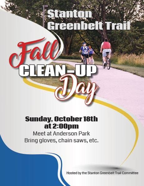 Greenbelt Trail Fall Clean Up Day