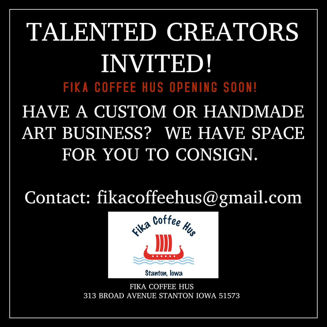 Local Talented Craftors Wanted